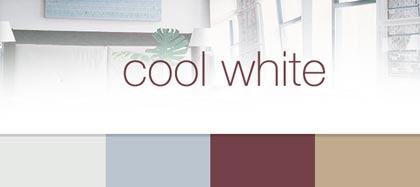 Cool White Collection