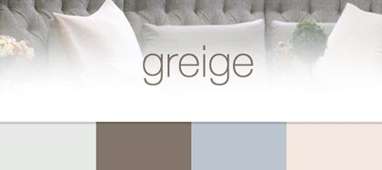 Greige Collection