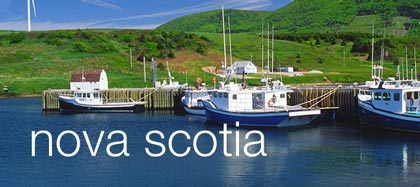 Nova Scotia Collection