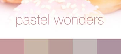 Pastel Wonders Collection