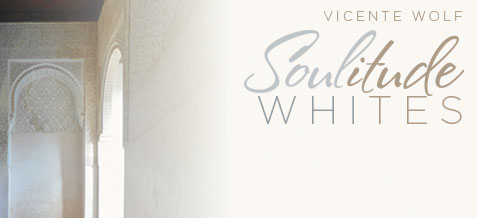 Vicente Wolf Soulitude Whites Collection