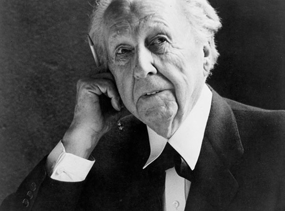 frank lloyd wright on ppg the voice of color. Black Bedroom Furniture Sets. Home Design Ideas