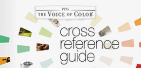 Order Cross Reference Guide & Color Index