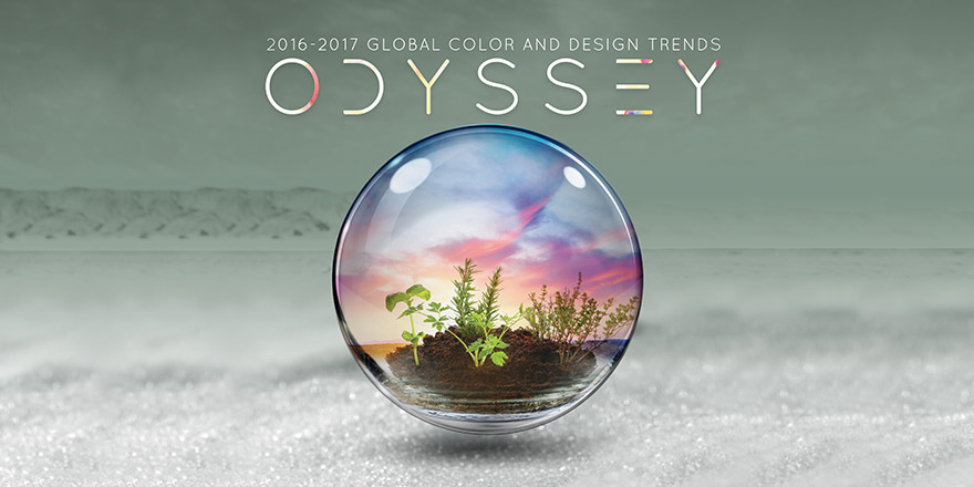Order 2016 Global Color Trends